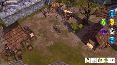 House Building Games albion online review and download