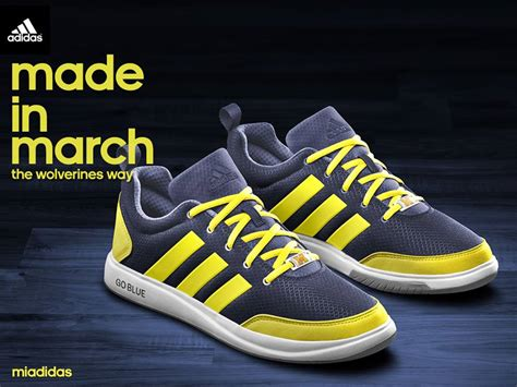 adidas michigan basketball shoes adidas releases customizable x hale post shoes on