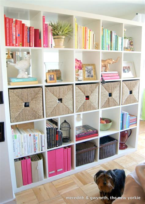styling bookshelves expedit bookcase styling livinator