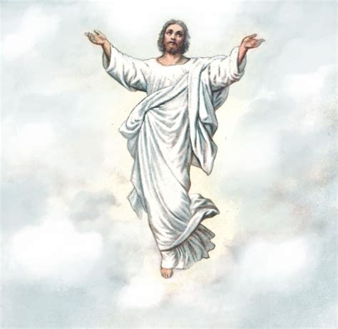 17 best images about ascension clipart jesus ascending into heaven for bbcpersian7