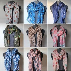 cat themed clothing uk assorted animal themed scarf high quality lot of gifts for