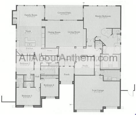 del webb anthem floor plans 3738 amherst all about anthem arizona