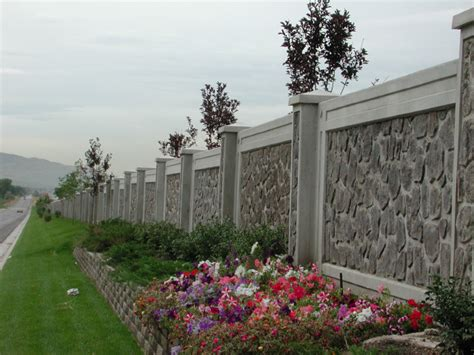 garden wall security areas served security fence wall security fence walls