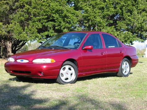 1995 Ford Contour by Luckytour95 1995 Ford Contour Specs Photos Modification