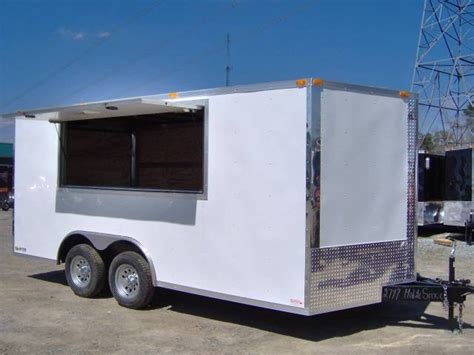 used boat trailer macon ga equipped concession trailer for sale by owner autos post