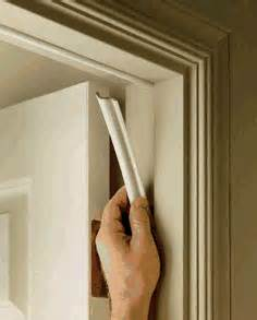 door insulation insulation greennav s open
