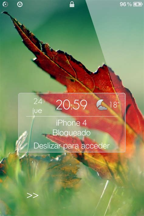 Themed Ls by Ls Nature Iphone 4 Theme Nature Landscape Iphone