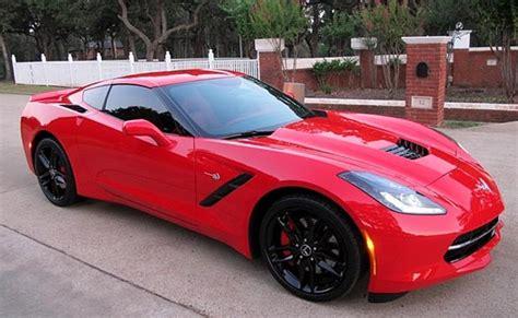 corvette c7 cost all c7 corvette coupes get a 1 000 price increase