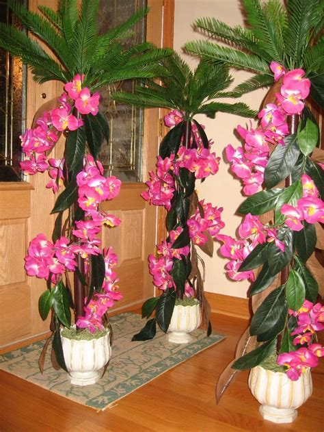Hawaiian Wedding Decorations