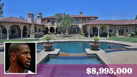 L A Clippers Chris Paul Buys A 9 Million Home In Kardashian Country La Times