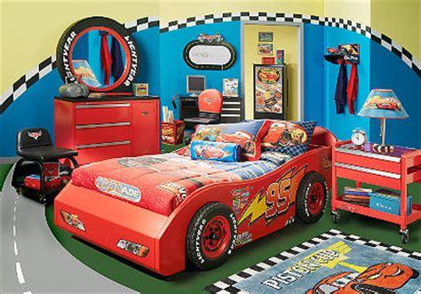 boys car bedroom set cars dormitorio tematico de rayo mcqueen dormitorios