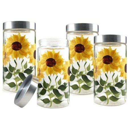 sunflower kitchen canisters best 900 canister sets images on vintage canisters vintage kitchen and kitchen