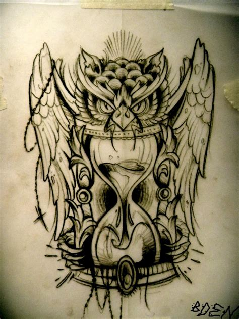 hourglass tattoo design hourglass wonderful design