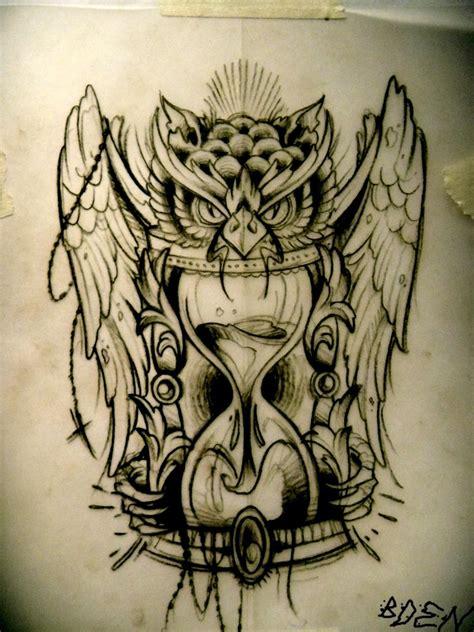 hourglass tattoo designs hourglass wonderful design