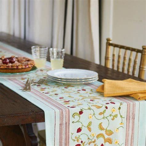 21 best kitchen dining table runners images on