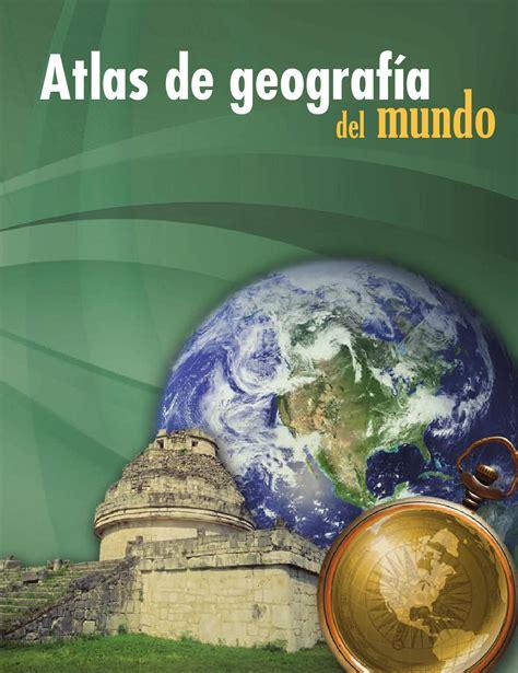 Libro De Texto De Atlas De Geografia Del Mundo 5 Grado De Primaria | atlas de geograf 237 a del mundo by rar 225 muri issuu