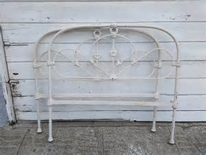 White Cast Iron Bed Frame Unavailable Listing On Etsy