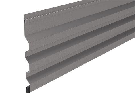 horizontal wall panel hwpa12 metal concealed fastener