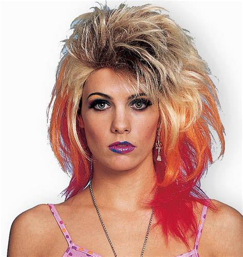 hair styles in 80 for prom 80s hairstyles punk hairstyles ideas