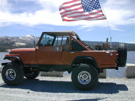 Yj Jeep Accessories Jeep Wrangler Cj 8 Technical Details History Photos On