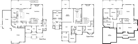 utah parade of homes floor plans home plan luxamcc