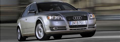 Audi A4 Avant Breite by Audi A4 Avant B7 Abmessungen Technische Daten