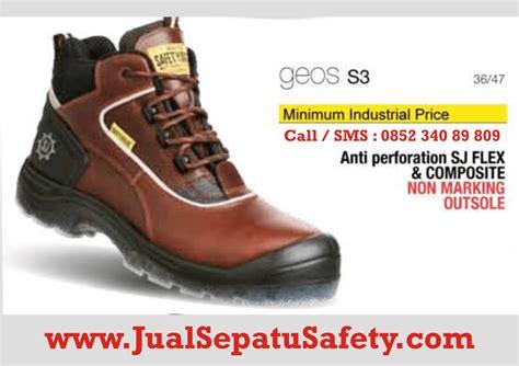 Sepatu Safety Jogger Geos S3 grosir sepatu safety shoes jogger geos harga bersaing