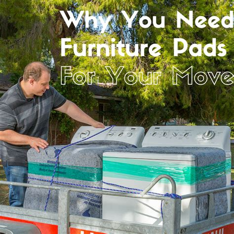 furniture pads   move moving insider