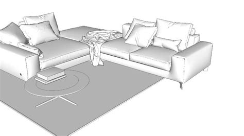sofa 3d warehouse 655 best images about sketchup on pinterest armchairs