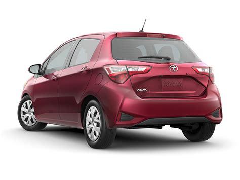 Toyota Yaris 2018 new 2018 toyota yaris price photos reviews safety