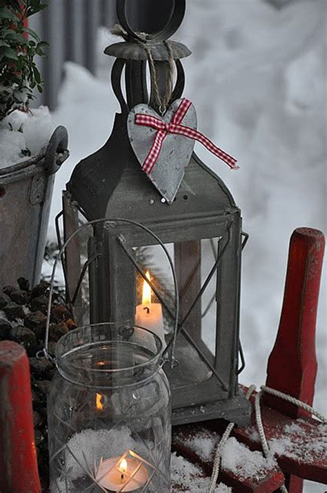 beautiful scandinavian christmas decorations home