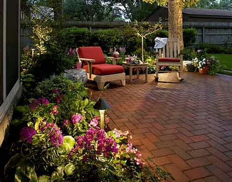 patio landscaping new home designs latest modern homes garden designs ideas