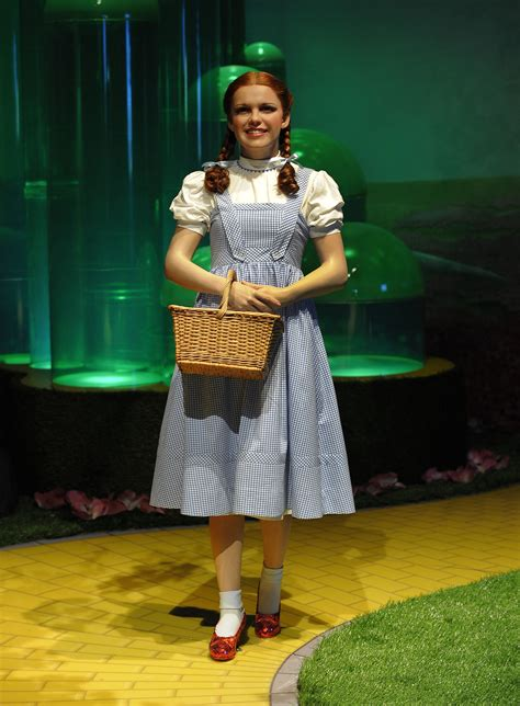 Oz Dorthy The Wizard In Oz wizard of oz dorothy dress to be auctioned next month