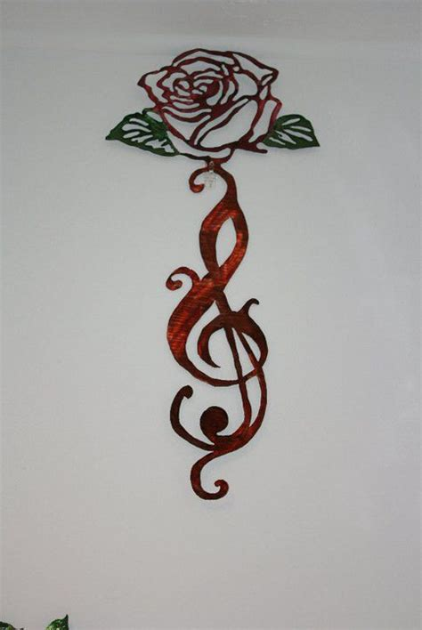 music note rose tattoo best 25 note tattoos ideas on