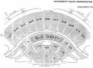 Molson Amphitheatre Floor Plan Map List