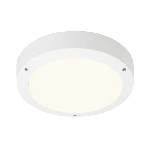 smart exterior ceiling bulkhead with pir sensor
