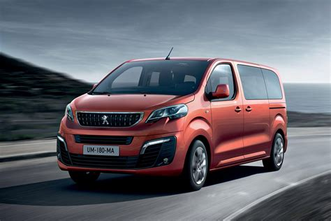 peugeot express peugeot traveller mpv revealed pictures auto express