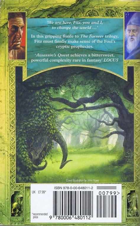 libro assassins quest the farseer assassin s quest av robin hobb pocket fantasyhyllan