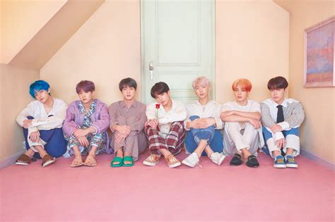 picture bts map   soul persona concept photo