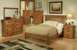 oak bedroom suites od mission oak queen rake bedroom suite items oak bedroom