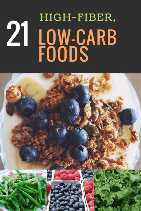 carbohydrates high in fiber foods high in fiber low carbs and foodfash co