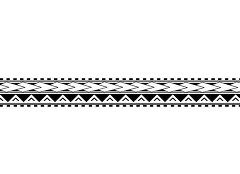 polynesian wristband tattoo designs polynesian arm band by xsiiana deviantart on