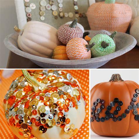 No Carve Pumpkin Decorating Ideas by 3 Easy No Carve Pumpkin Decorating Ideas Pictures Photos