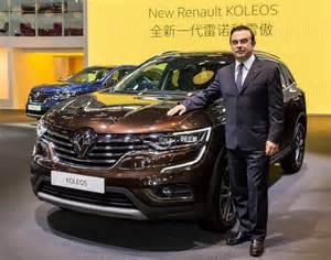 Acura Suv Interior 2017 Renault Koleos Review Auto List Cars Auto List Cars