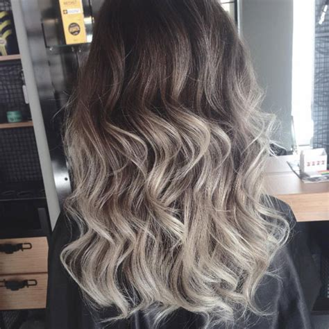 Ombre Look Grau by Grey Ombr 233 Hair Is Going To Be Your New Obsession