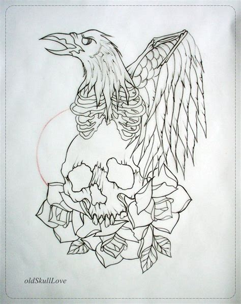 skull tattoo outline designs 64 best images about idk y it has to be this way you are