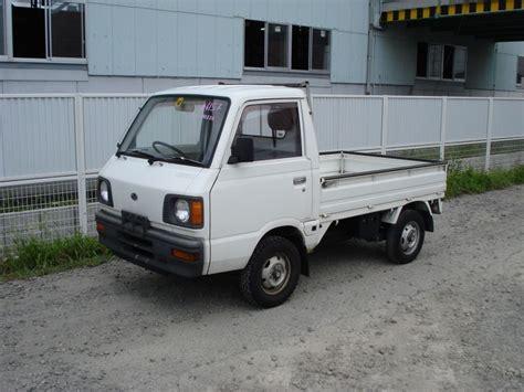 Subaru Truck For Sale by Subaru Sambar Truck 1989 Used For Sale