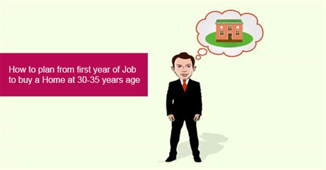 should i buy a house at age 50 how to plan from first year of job to buy a home at 30 35 years age deal4loans