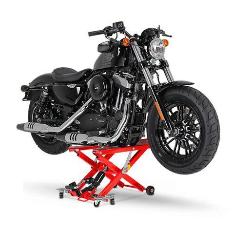Center Jack Motorradheber by Motorrad Hebeb 252 Hne Scherenheber Hydraulik Lift Constands