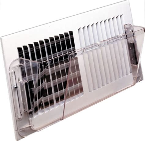 Decorative Ac Vents by Redirect Air Flow Wall Register Air Deflector